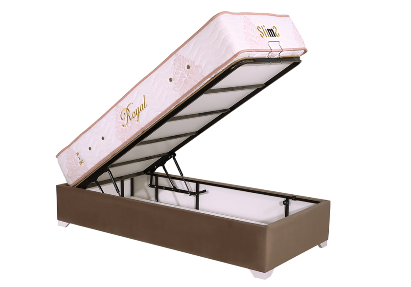 sommier-coffre+matelas-royal-taupe-simple.1