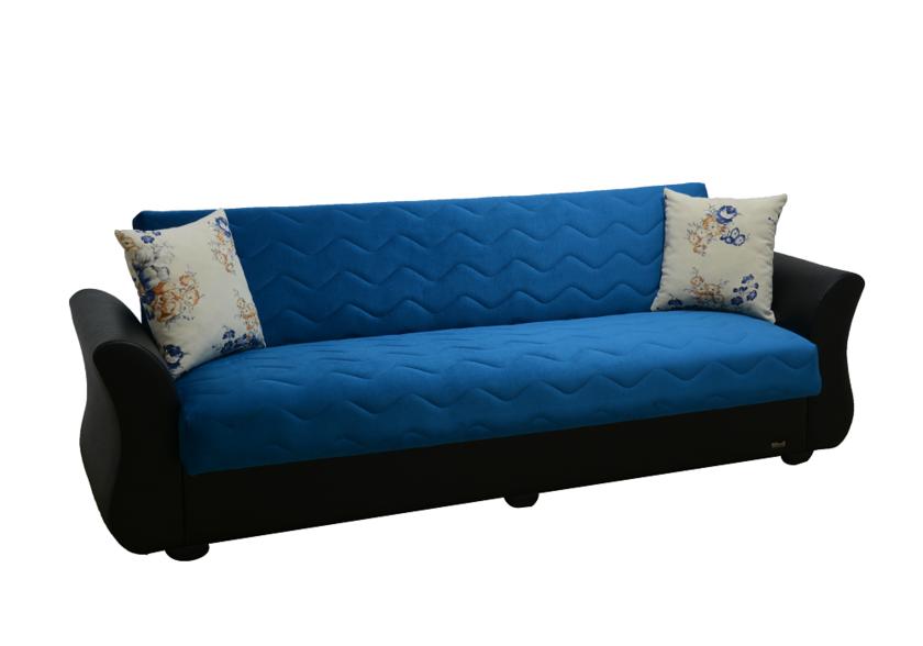 canape-ecoline-bleu