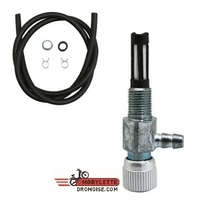 Kit robinet durite colliers Mobylette Peugeot BB Motoculture