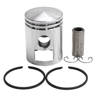 Piston adaptable MBK  Motobécane 51  41  88  lettre A