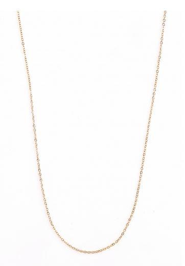 Chaine doré acier inoxydable Mile Mila  M18A020