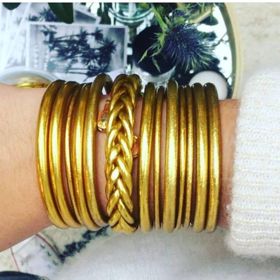 pas mal a6601 53683 Bracelet ÉPAIS Ø7 jonc temple tibétain bouddhiste poudre d'or et huile dans  tube scellé – La Belle Simone Bijoux