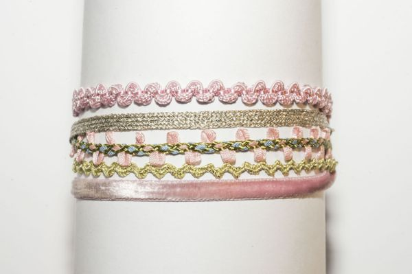 bracelet 5 brins