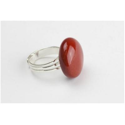 bague céramique rouge réglable modèle xs Gevole