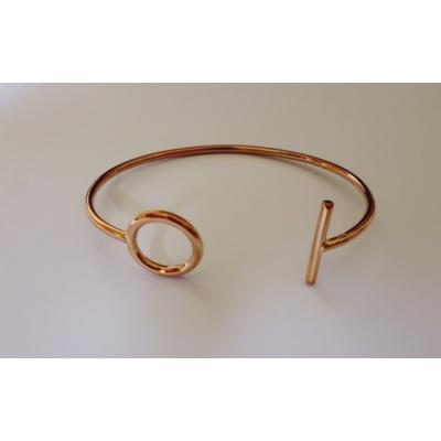bracelet OI plaqué or rose LA BELLE SIMONE