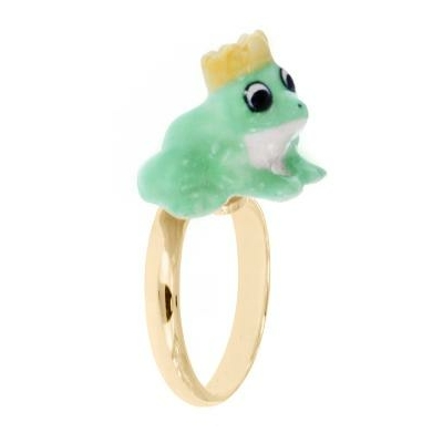 Bague réglable prince grenouille réf BB08 - Nach