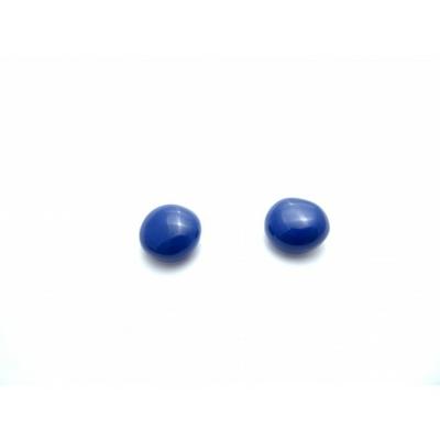 BO puces bleu céramique Micro Gévole