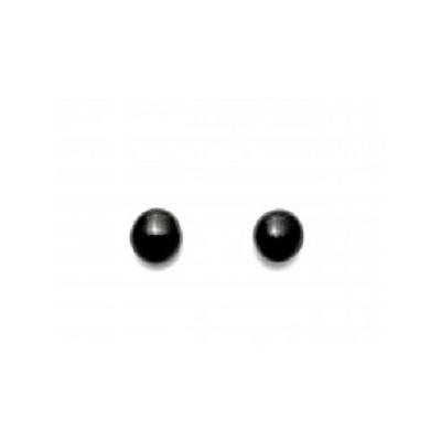 BO puces noir céramique Micro Gévole