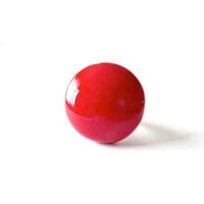 bague céramique rouge réglable modèle 27 Gevole