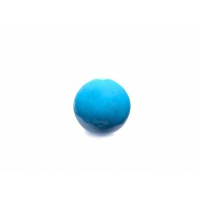 bague céramique turquoise réglable modèle 27 Gevole