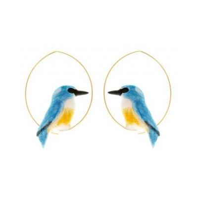 BO Créoles oiseau martin pêcheur J151 - Nach