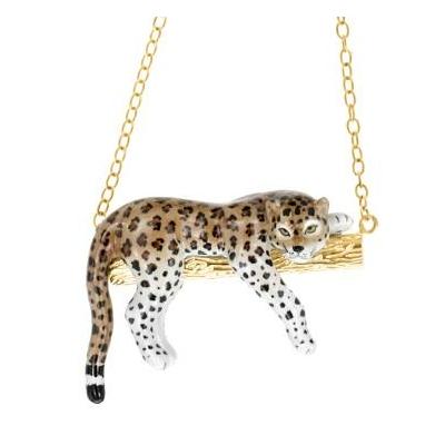Collier léopard U010 - Nach