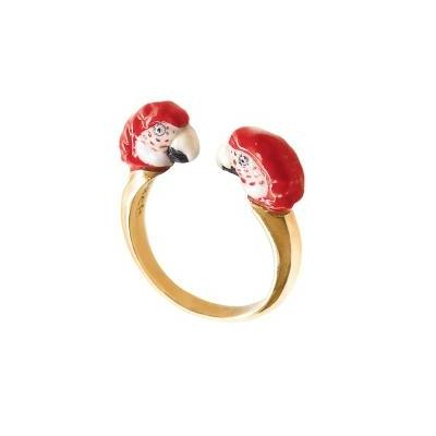 """Bracelet FaceToFace Perroquet Rouge """"CANCÚN"""" NACH"""