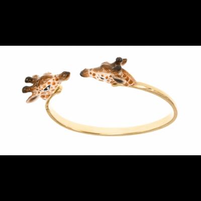 Bracelet Face to Face girafe - Nach