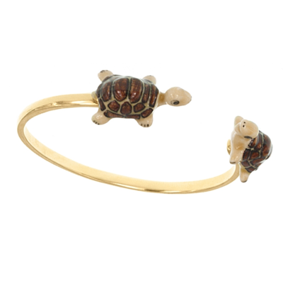 Bracelet Face to Face Tortue - Nach
