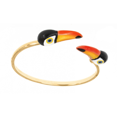 Bracelet Face to Face Toucan - Nach