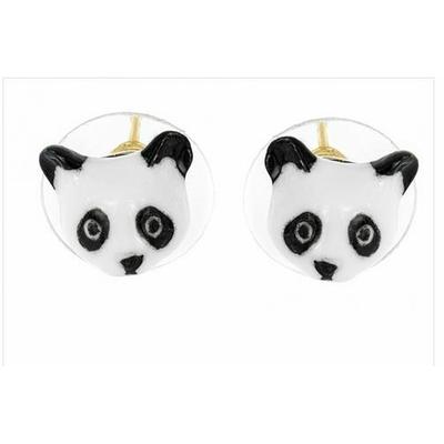 Boucles d'oreilles Mini Panda NACH