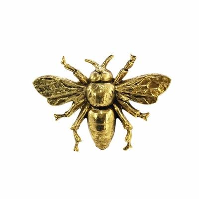 bague insecte dore Lotta Djossou