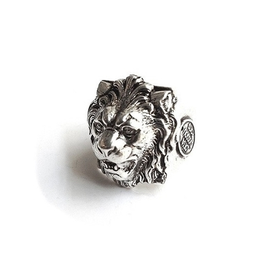 bague lion Lotta Djossou