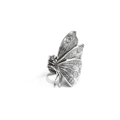 bague papillon Lotta Djossou
