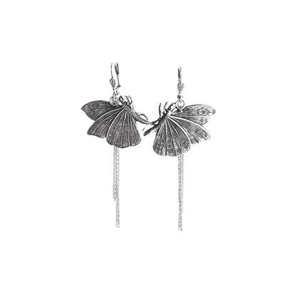boucles d'oreilles papillon Lotta Djossou