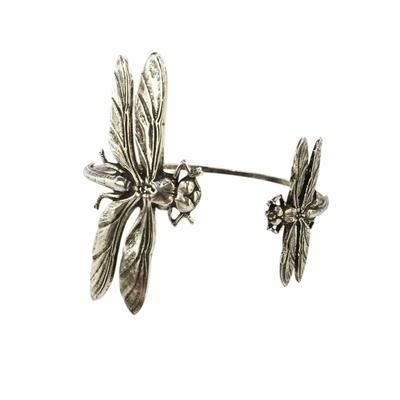 bracelet double libellule Lotta Djossou