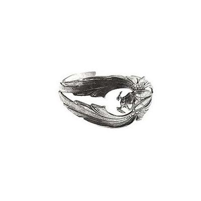 bracelet long scarabée  Lotta Djossou