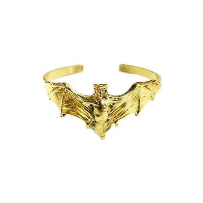 bracelet chauve souris doré Lotta Djossou