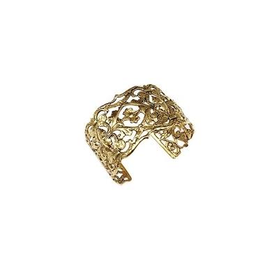 bracelet filigrane doré Lotta Djossou