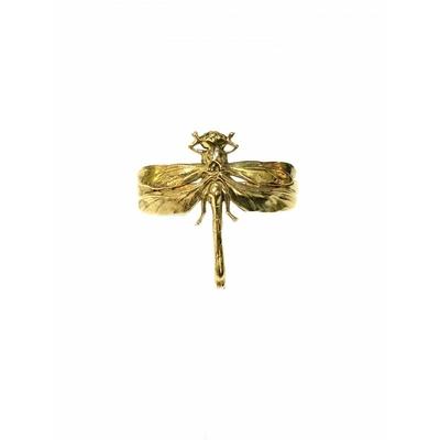 bracelet libellule doré 2  Lotta Djossou