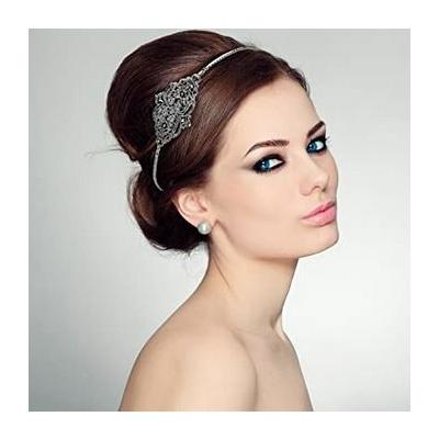 Bijou de tête headband filigrane Lotta Djossou