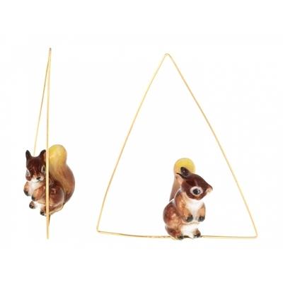 BO Créoles triangle Ecureuil - NACH