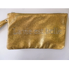 pochette la vie est belle en cuir pailleté or LA BELLE SIMONE 19€ (8)