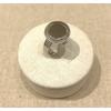 Bague réglable cercle acier inoxydable argent - Milë Mila  dimension H1.50cm x L1.50cm    M19R102 11.4