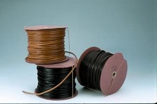 bobine lacet cuir