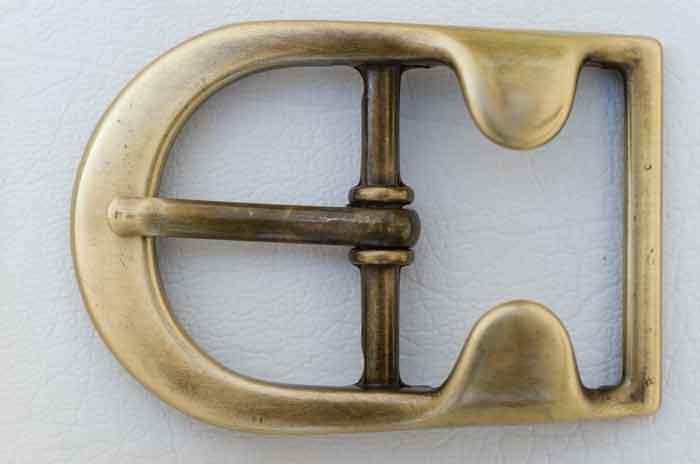 boucle de ceinture 30 et 40 mm