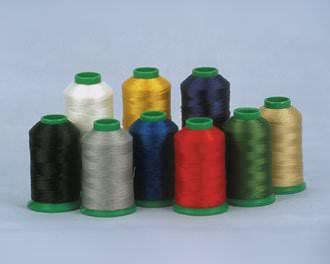 Fil nylon onyx pour cuir petites bobines bouton de col - Coudre le cuir ...