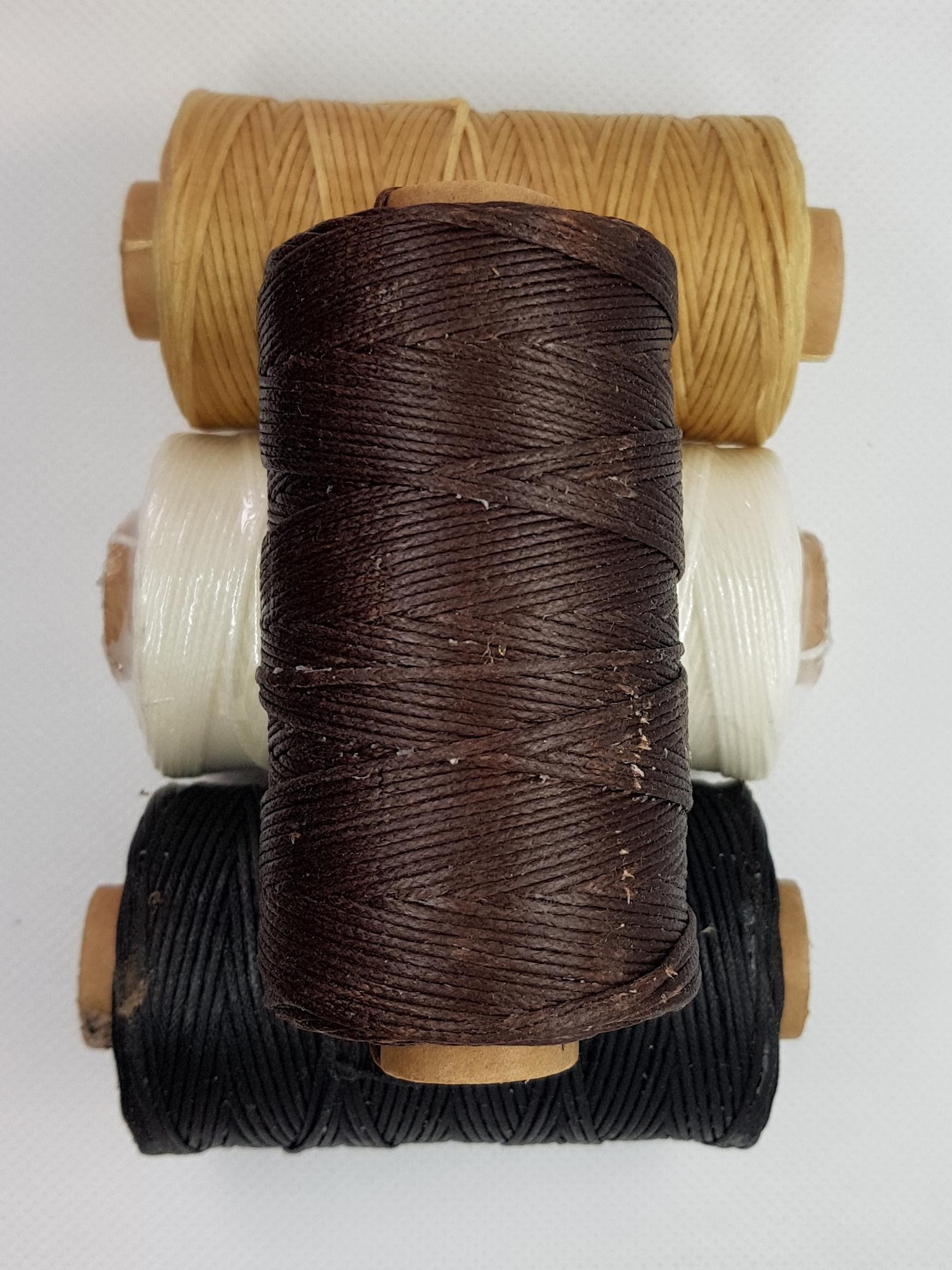 fil nylon poisse pour couture main
