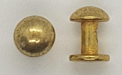 bouton de col sans vis
