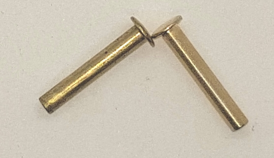 rivet fore (le sachet de 10)