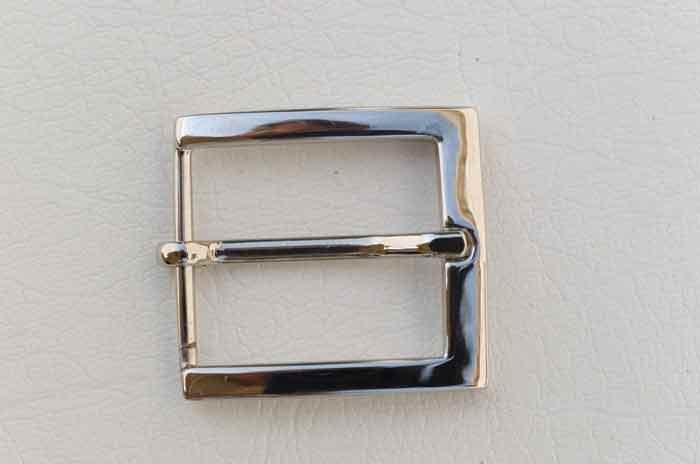 boucle 40 mm nickel