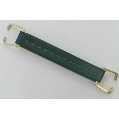 POIGNEE ENVELOPPEE CUIR - 16 cm