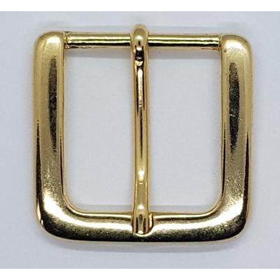 boucle 30 mm dorée