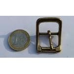 boucle equestre laiton 20 mm 65385