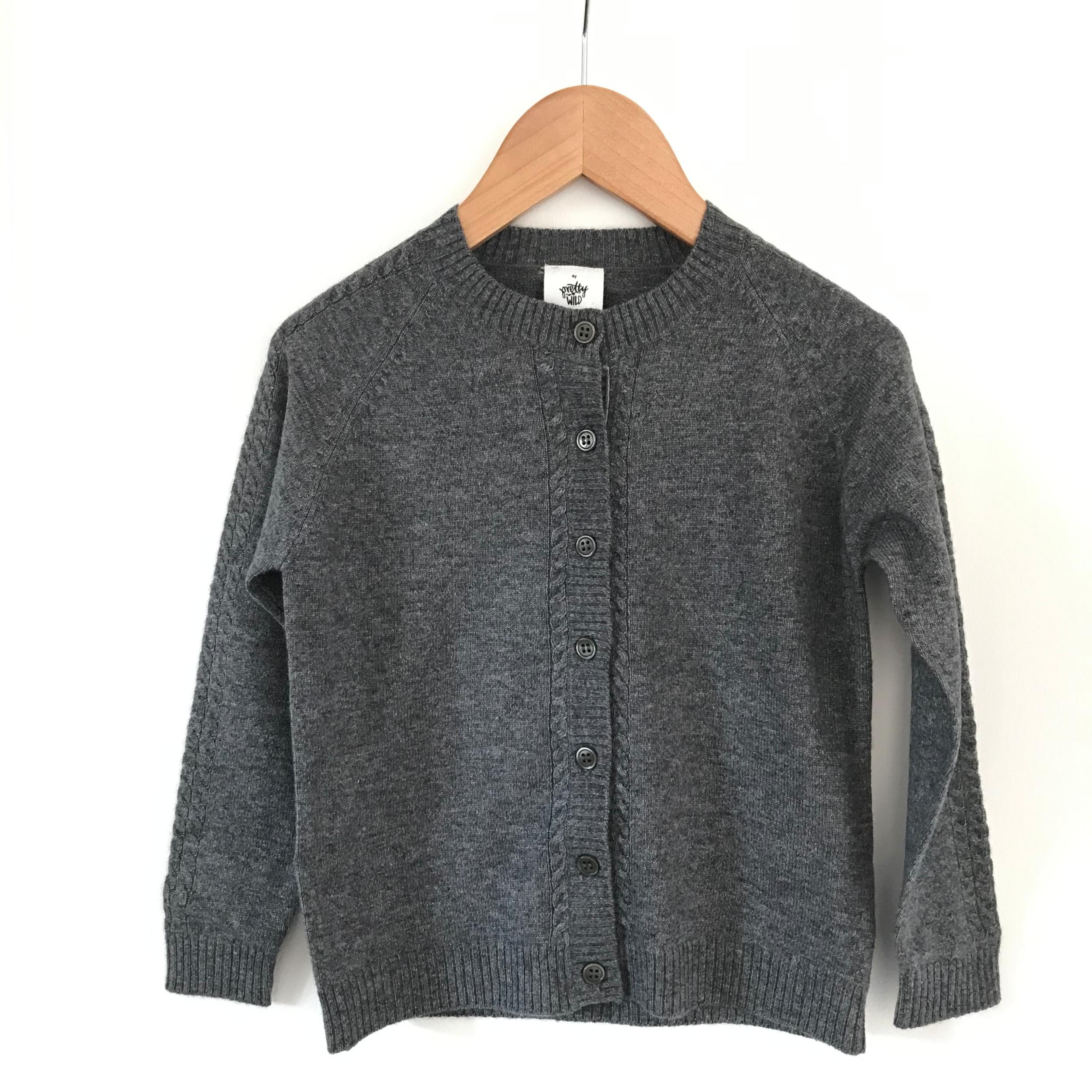Cardigan Alexis coloris Grey - 12 mois (prix Outlet)