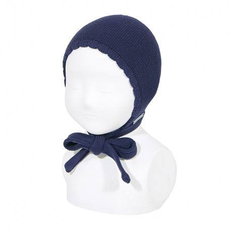 bonnet-point-mousse-en-coton-bleu-marine