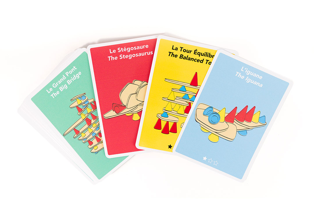 Piks Creative Cards - 24 cartes créatives