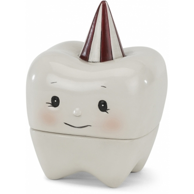 Boîte à dents