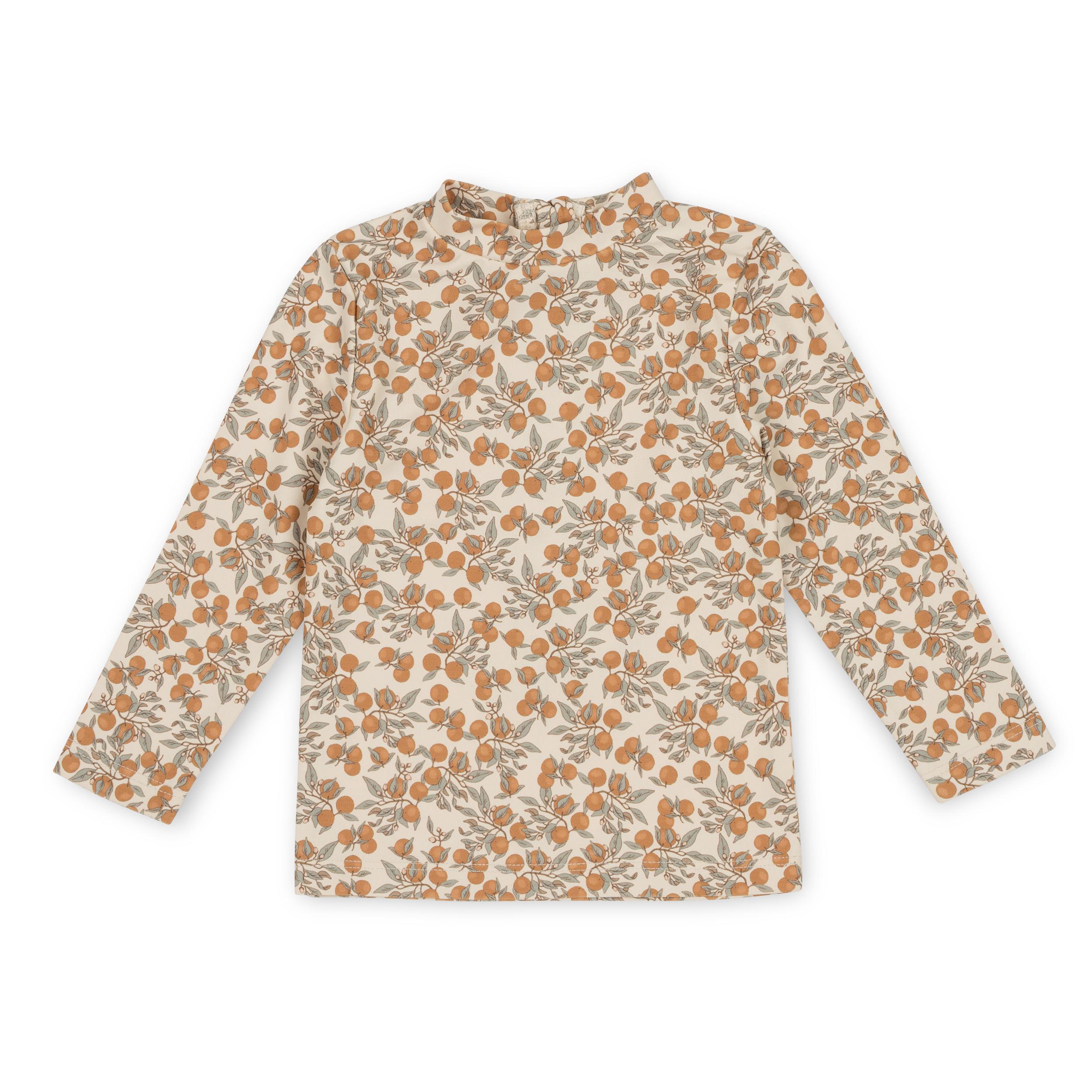 Tee-shirt anti-UV Orangery beige