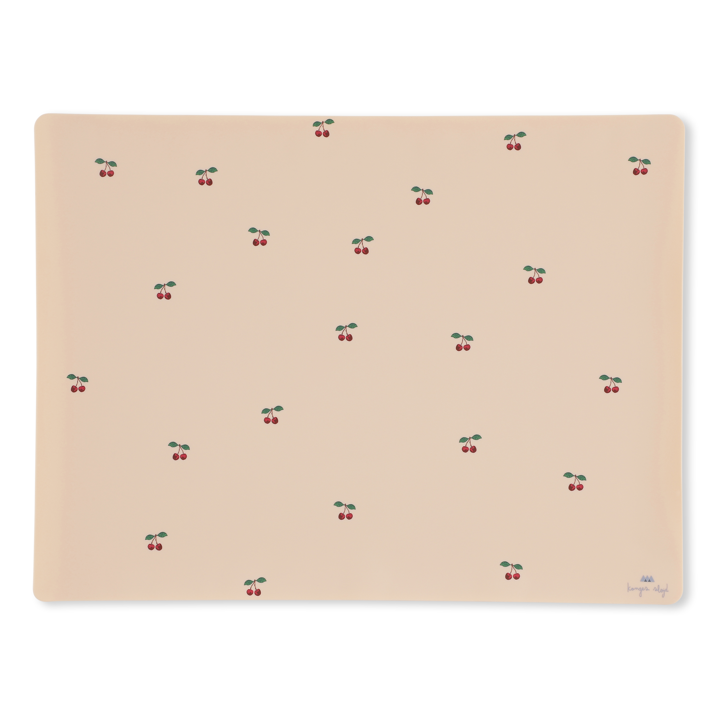 KS1361 - PLACEMAT SILICONE - CHERRY - Extra 0